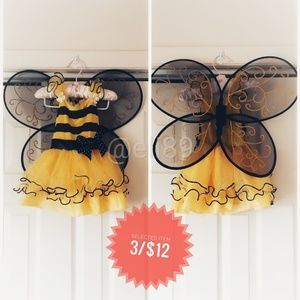Other - BUMBLE BEE TWO PIECE COSTUME